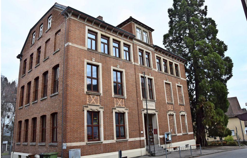 Die Alte Schule ist heute ein von Rohrackern verwaltetes Bürgerhaus. Foto: Kuhn
