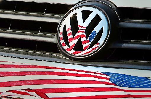 US-Rückruf kostet VW weitere Milliarden