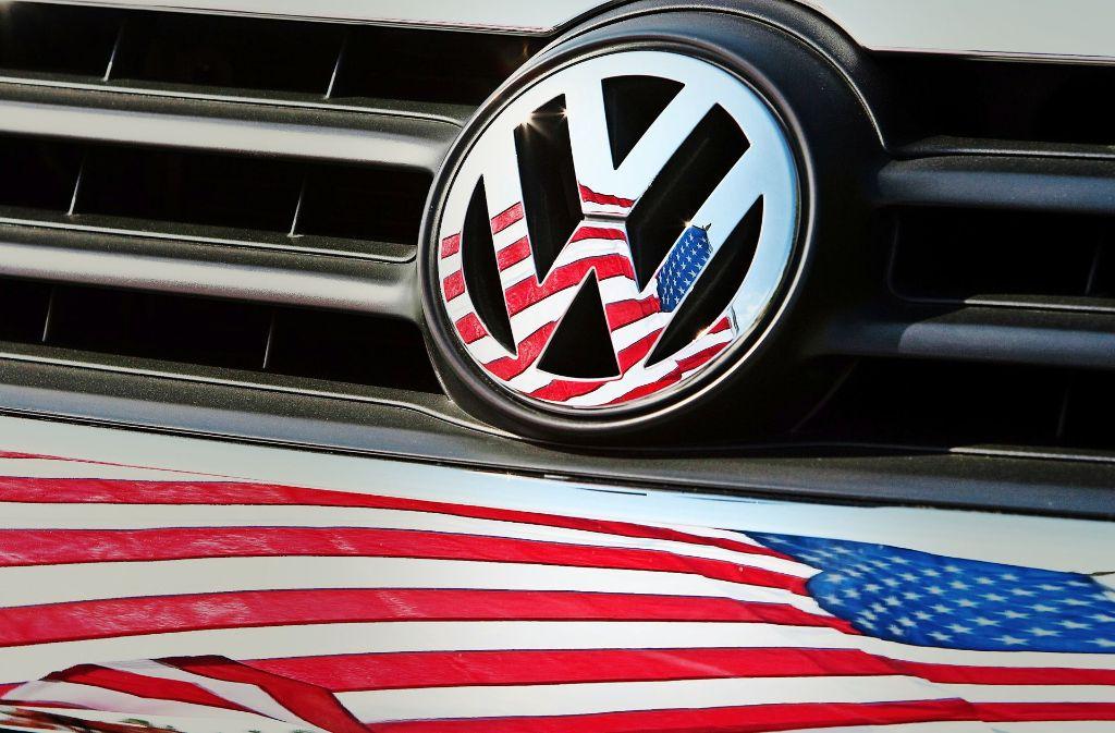 Diesel-Rückruf in den USA kostet VW weitere Milliarden