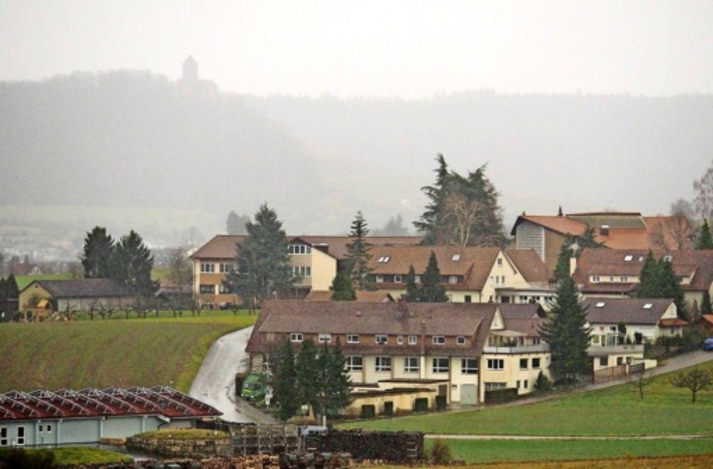 In der Europazentrale der Spätregenmission in Beilstein haben die zwei Aussteiger, die jetzt auspacken, einige Jahre lang gelebt. Foto: factum/Weise