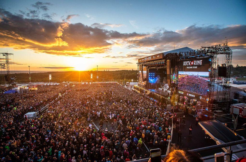 Rock Am Ring 2021 Fotos