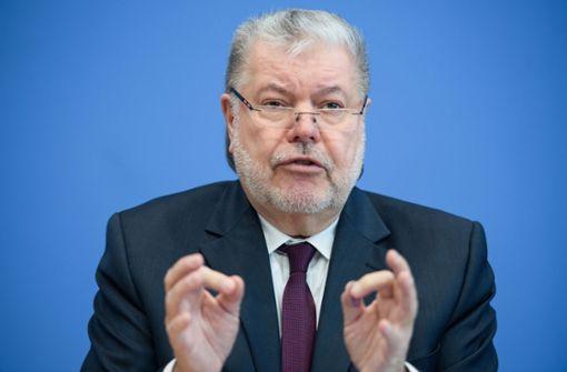Kurt Beck will weniger Bundesländer