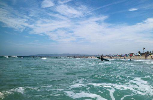 Ozeane inzwischen deutlich wärmer