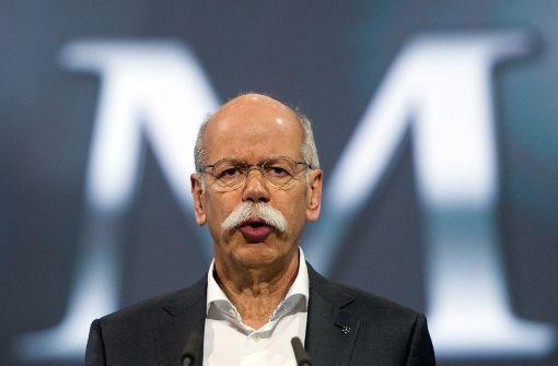 Kartell-Vorwürfe überschatten Daimler-Bilanz