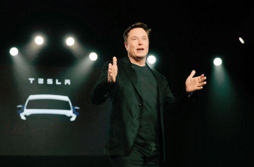 Land will intensiv um Tesla geworben haben
