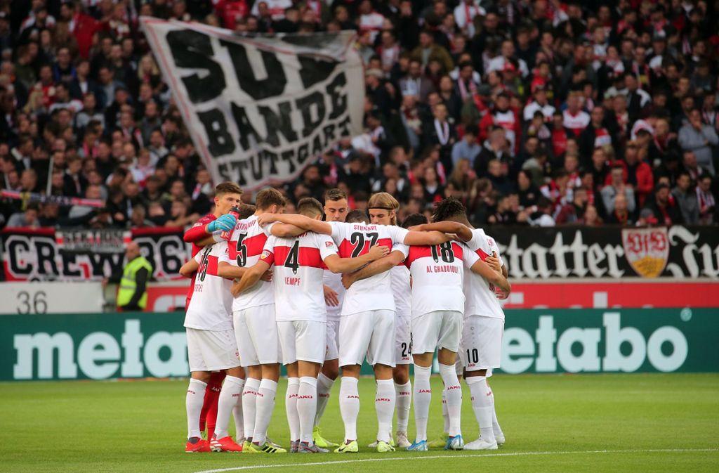 Der VfB Stuttgart hat ein Ziel vor Augen: Der Aufstieg in die erste Bundesliga. Foto: Pressefoto Baumann/Julia Rahn