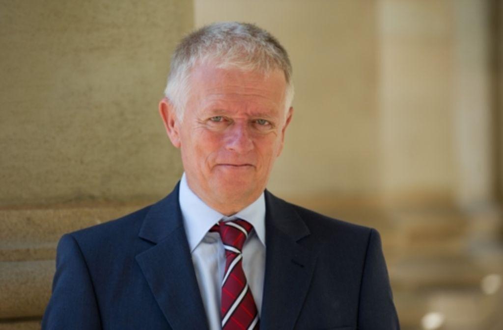 Fritz Kuhn ist neuer Oberbürgermeister von Stuttgart. Foto: dpa