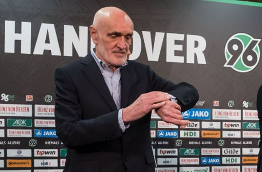 Keine Sondergenehmigung für Martin Kind bei Hannover 96