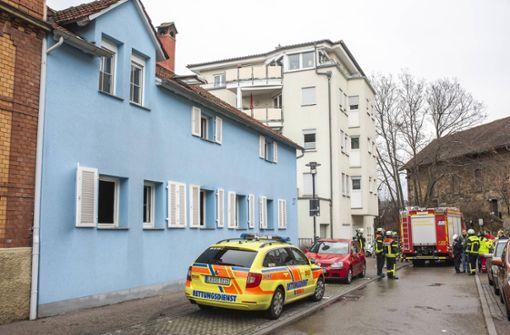 Feuerwehr entdeckt zwei Tote