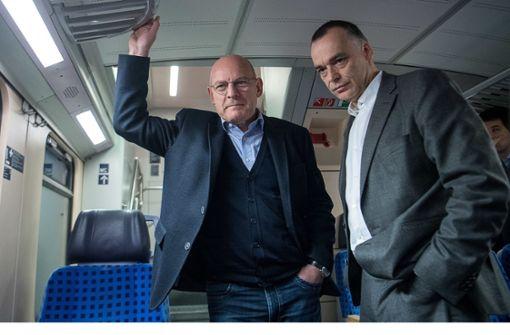 Bahn will Zahl der Passagiere verdoppeln