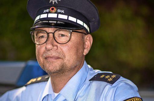 Ein Schorndorfer wird oberster Schutzpolizist