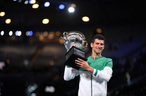 Wohl keine Visa für Ungeimpfte – Start von Novak Djokovic gefährdet
