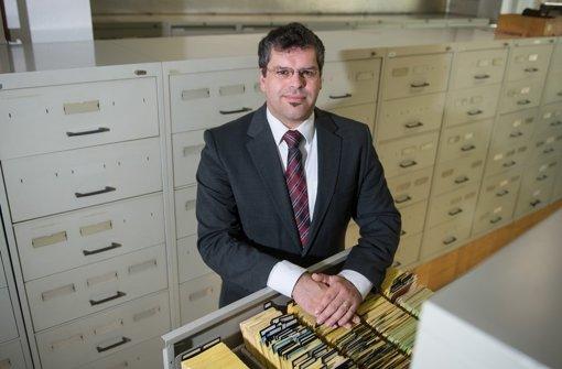 NS-Akten bleiben in Ludwigsburg