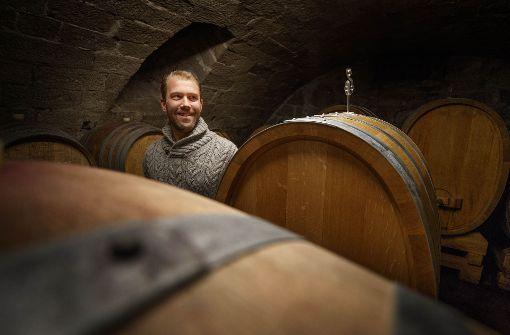 Eine besondere Beziehung zum eigenen Wein