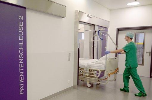 Zustimmung für Klinik-Umbau