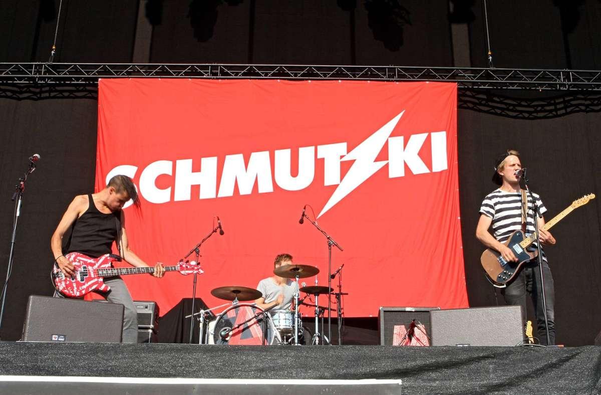 """Auch """"Schmutzki"""" ist Teil der Impfkampagne. (Archivbild) Foto: imago/STAR-MEDIA/imago stock&people"""