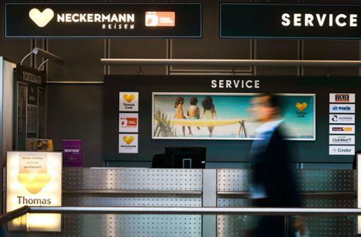 Reiseveranstalter hoffen auf Staatskredit