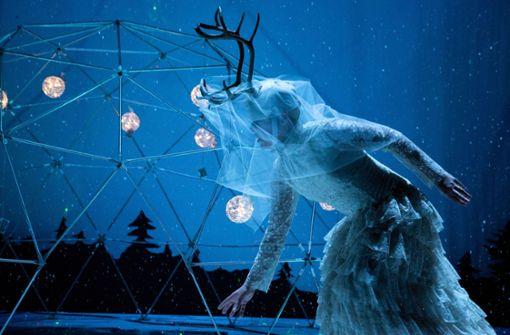 Die Schneekönigin als Musical
