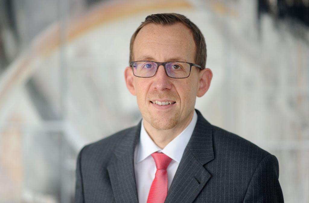 Torsten Bartzsch ist seit 2012 Bürgermeister von Murr. Foto: Werner Kuhnle