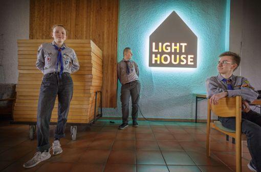 Wie Jugendliche das Lighthouse   erhalten möchten