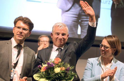 Strobl überzeugt Landes-CDU