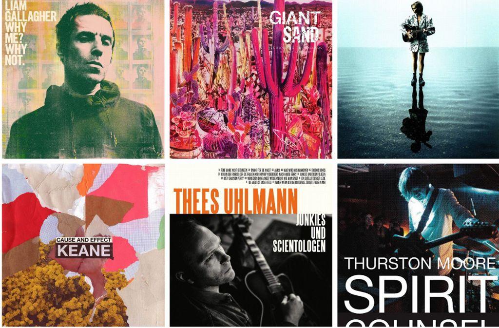 Einige der Neuerscheinungen in dieser Woche Foto: Labels