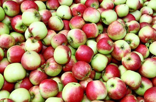 Umwelt: Apfel besser als Ananas?