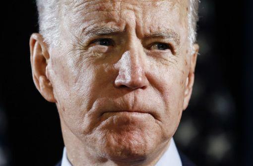 Joe  Biden fordert Trump zu Fernsehansprache an Nation auf