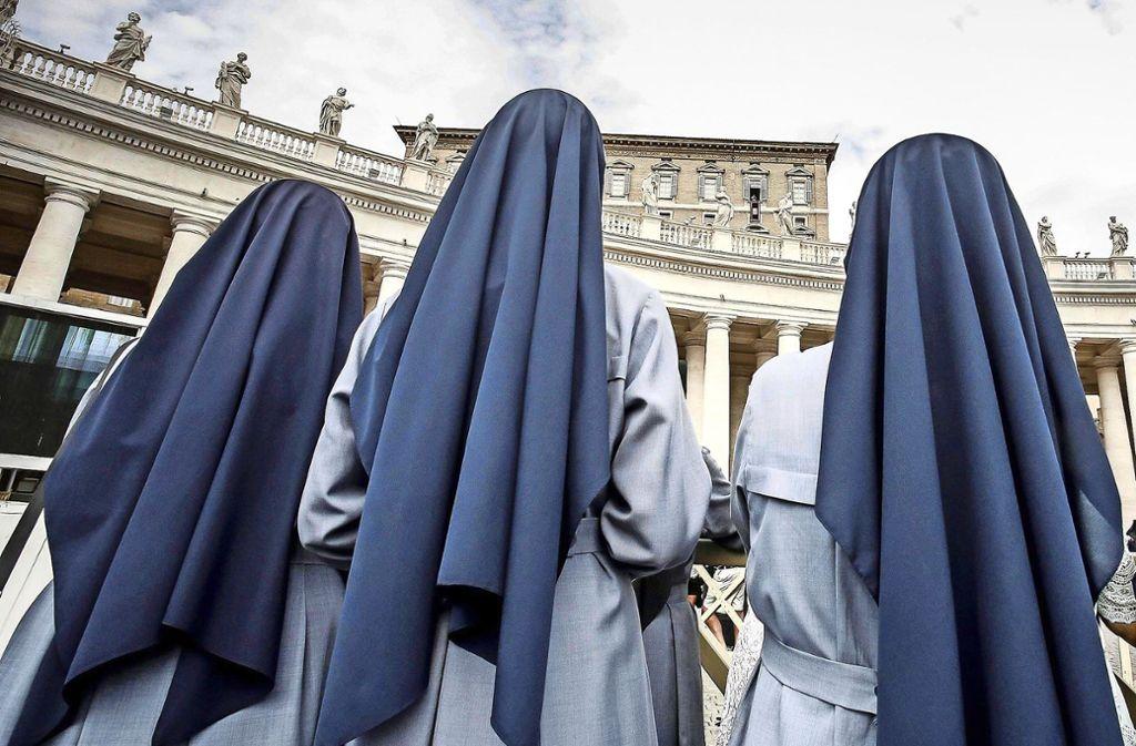 Der sexuelle Missbrauch von Schutzbefohlenen und Ordensschwestern in der Katholischen Kirche hat viele geschockt. Foto: dpa
