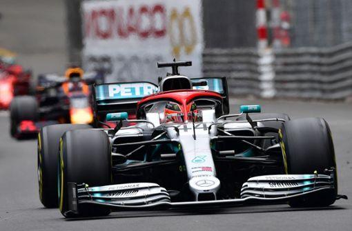 Hamilton zittert sich zu Monaco-Sieg – Vettel wird Zweiter