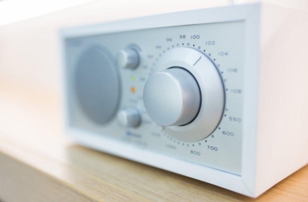 Zwei Drittel der Baden-Württemberger schalten täglich ihr Radio ein. Foto: dpa