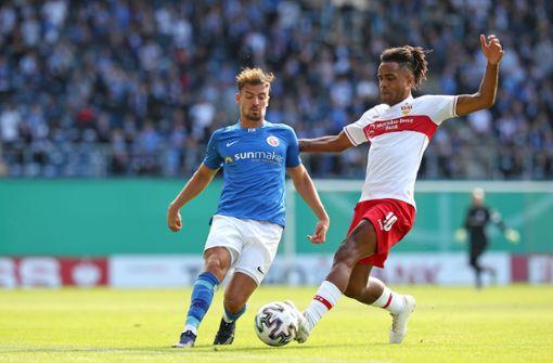 Die Mittelachse des VfB scheint stabil