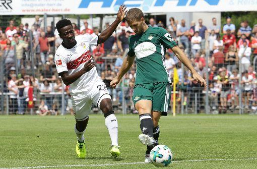 VfB Stuttgart unterliegt Real Betis Sevilla