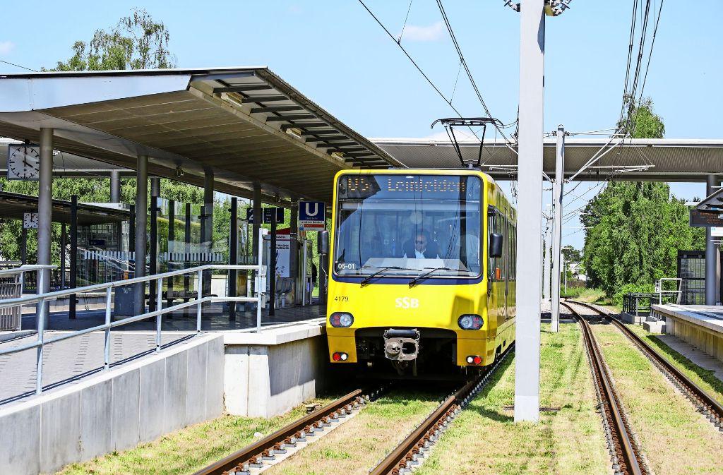 Die  U5-Verlängerung nimmt Fahrt auf.  Ende 2020 könnten die Züge eine Station weiter rollen. Foto: Thomas Krämer