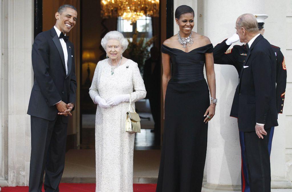 Ein Experte für Unternehmensfinanzen will außerdem beobachtet haben, dass Obamas Modewahl ...  Foto: Getty Images AsiaPac