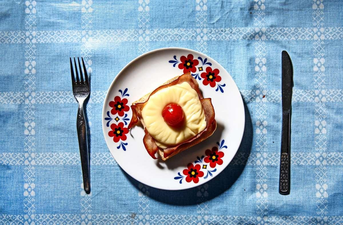 Am Tag, als seine Frau ihn verließ, hatte Gökan noch Toast Hawaii für sie zubereitet. Foto: Gottfried Stoppel