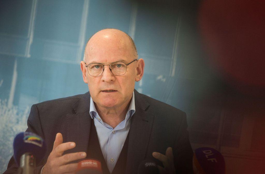 Baden-Württembergs Verkehrsminister Winfried Hermann. Foto: dpa