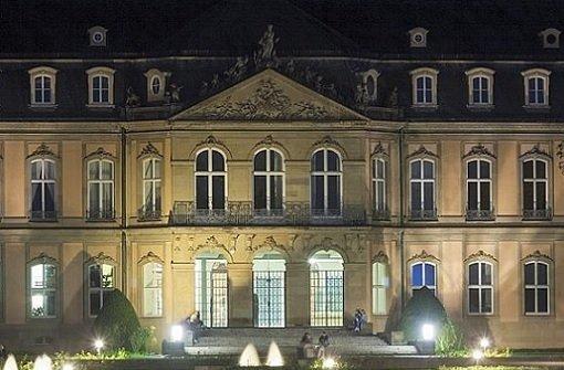 Das Neue Schloss in Stuttgart, Domizil des Finanz- und Wirtschaftsressorts Foto: Mauritius