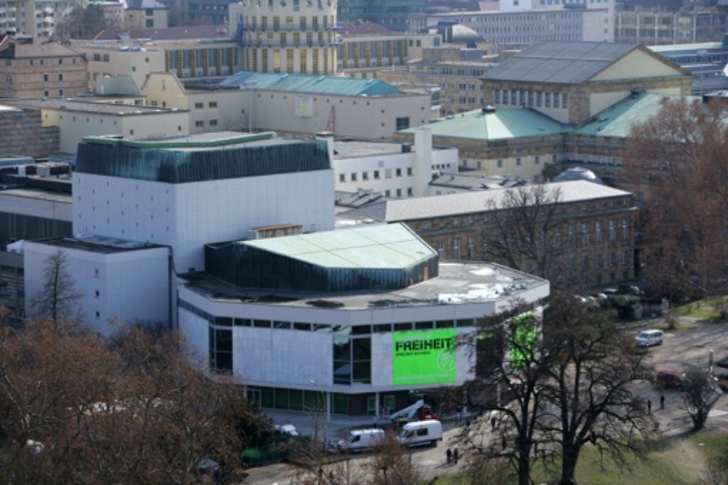 Das Schauspielhaus am Eckensee Foto: Achim Zweygarth