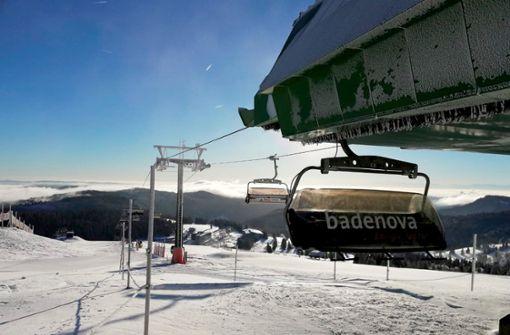 Am Feldberg beginnt die Skisaison