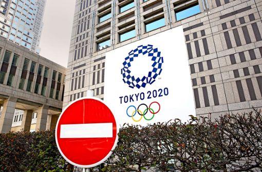Olympia 2020 – der Widerstand wächst