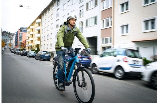 Bosch hat bei E-Bikes kräftigen Rückenwind