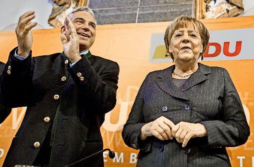 Südwest-CDU ist mit Merkel versöhnt