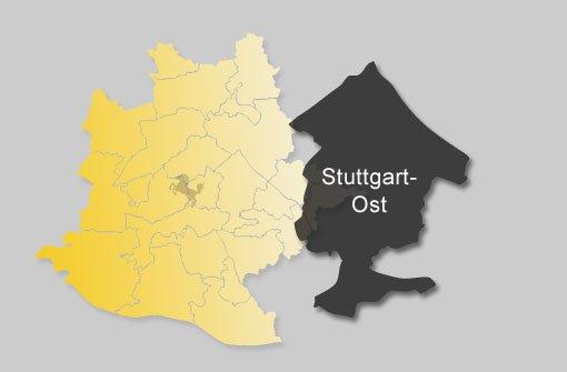 So hat Stuttgart-Ost gewählt