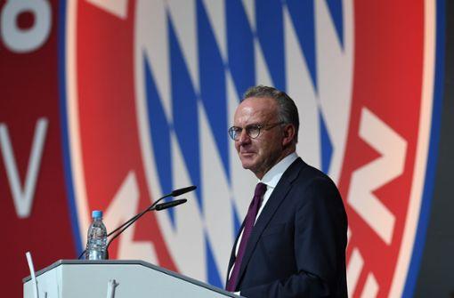Rummenigge verlängert Vertrag bis Ende 2021