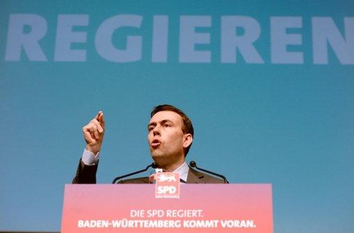 SPD-Chef Schmid ist Spitzenkandidat