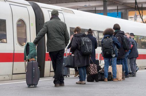 Bahn sperrt Drei-Seen-Bahn