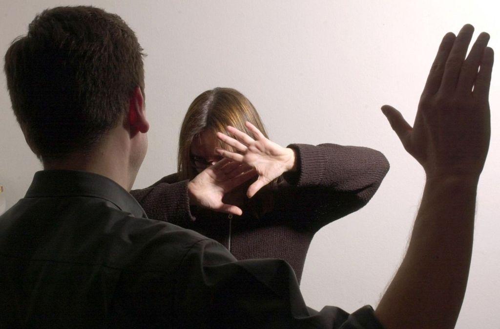 Nur einer der vier Männer war freiwillig im Anti-Gewalt-Training. Foto: