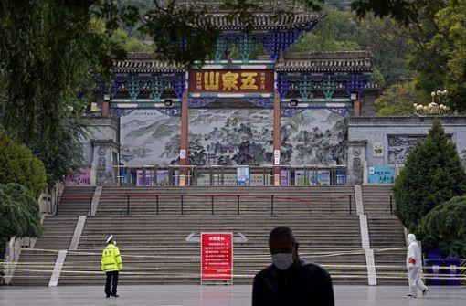 China stellt Millionenstadt unter Quarantäne