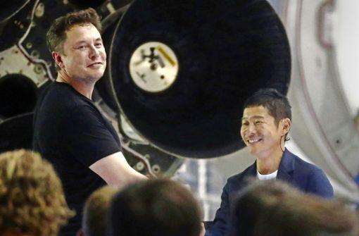 Elon Musk und sein Männertrip zum Mond